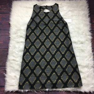 Collective Concepts NWT Diamond Sheath Dress